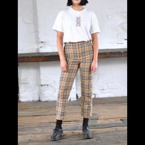 Burberry pant BNWT (XL)